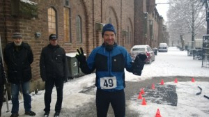 Målgång Sthlm Stadion Marathon